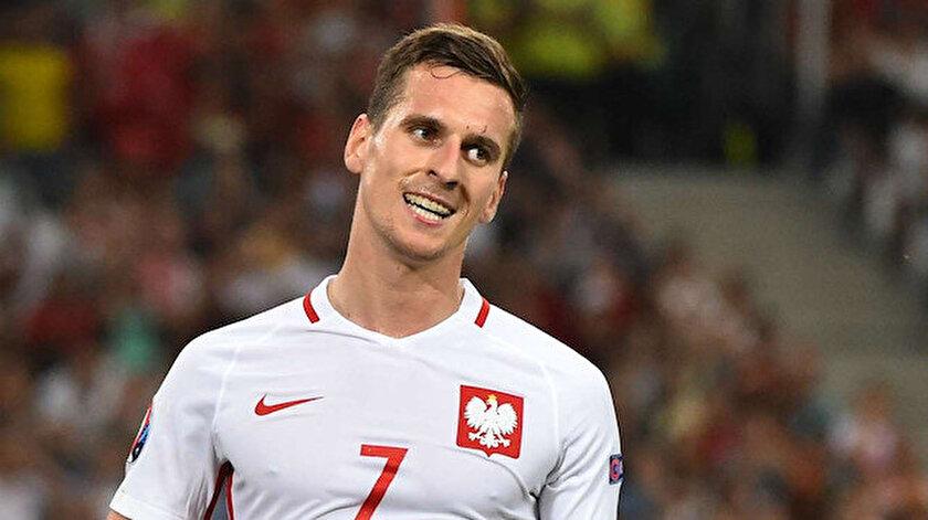 Arkadiusz Milik EURO 2020de oynayamayacak