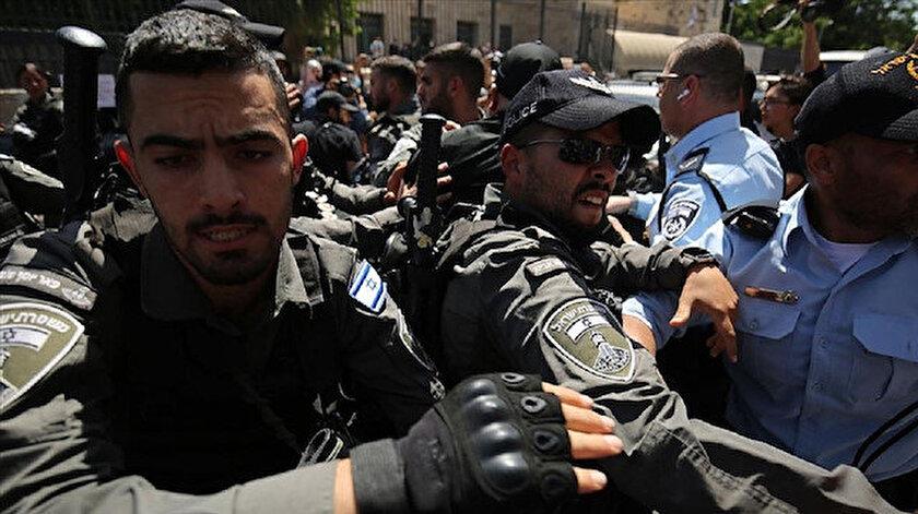 İsrail polisi, hazırladığı meyve suyuna Kudüs İntifadası adını veren Filistinliyi gözaltına aldı