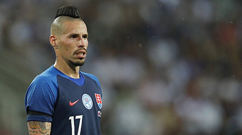 Trabzonsporda 3. transfer: Hamsik