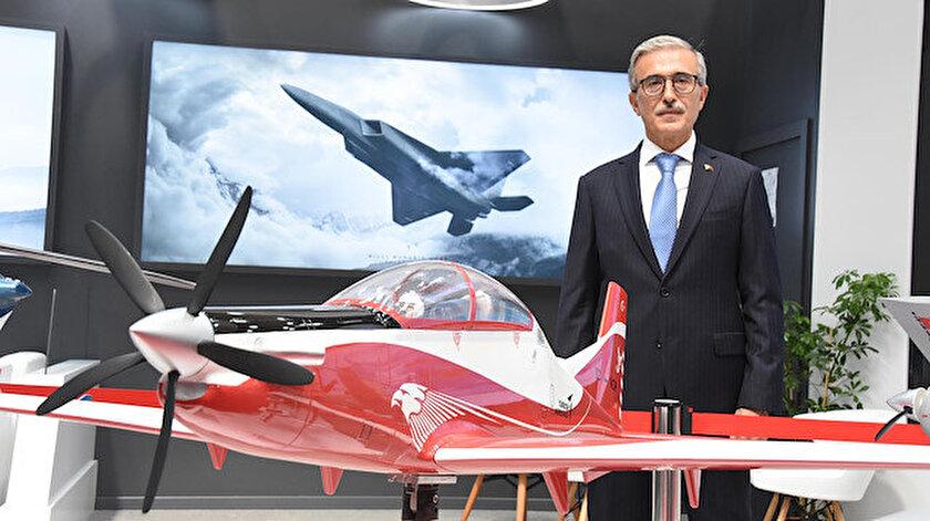 Savunma Sanayi başkanı Demir: İhracatta hedeflerimiz katlanarak büyüyecek