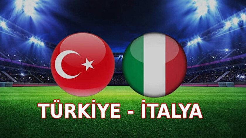 Türkiye - İtalya maçı hangi kanalda?