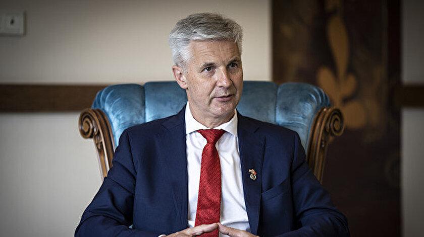 Letonya Savunma Bakanı: Türkiyenin NATOnun Baltık ülkelerine yönelik grubuna katılmasını memnuniyetle karşılarız