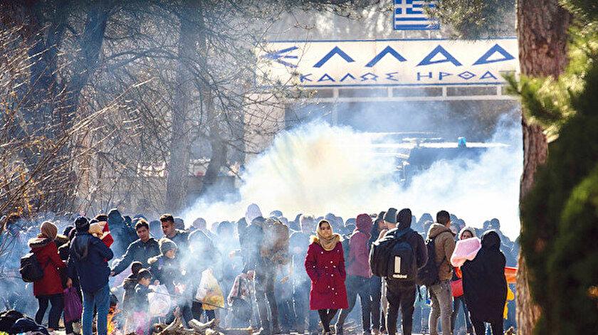 Yunanistan göçmenleri engellemek için sınıra ses topu koyacak
