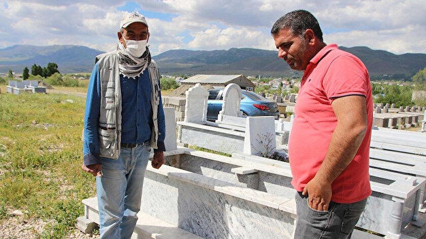 Mermer işletmecisinden sıra dışı mezar taşı kampanyası: Yüzde 50 indirim yapıyor