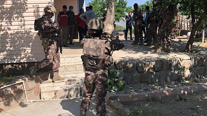 Kayseri haberleri: 27 yıl kesinleşmiş cezası olan firari şahsa İHAlı ve PÖHlü operasyon