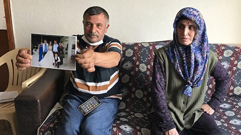 Elli bir bıçak darbesi ile öldüren Hacer'in ailesi idam istiyor