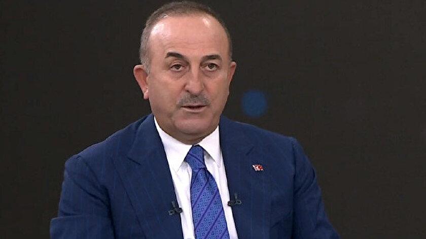 Bakan Çavuşoğlundan ABD açıklaması: Karşılıklı adım atmamız gerekiyor