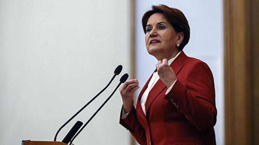 Meral Akşener bakanlığın yalanladığı nişasta bazlı şeker kotası iddiasını tekrarladı