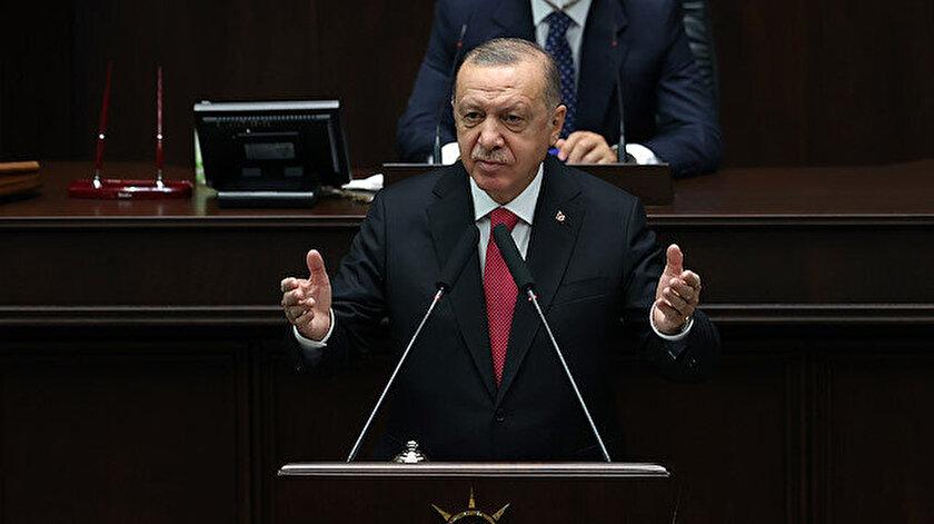 Cumhurbaşkanı Erdoğandan Kılıçdaroğluna tepki: Suç örgütlerine bel bağladılar