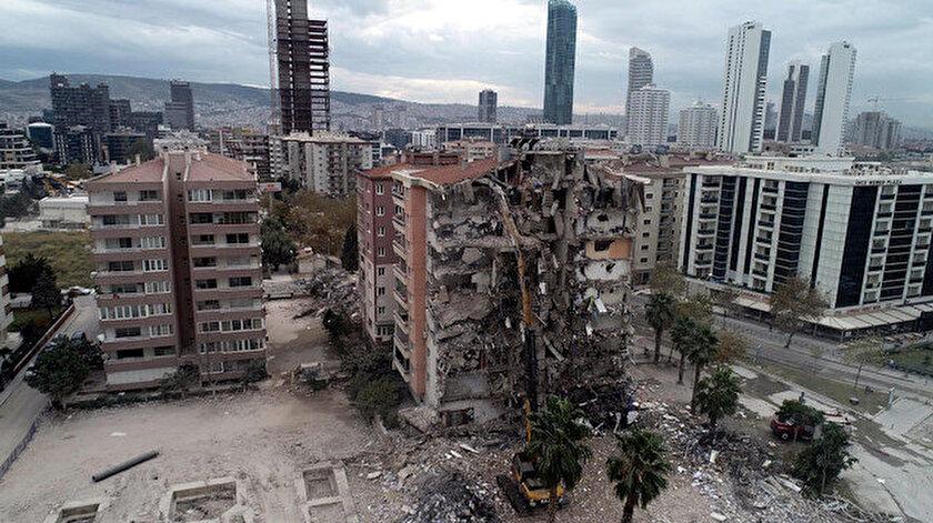 İzmir depremi soruşturması: Bilirkişi düşük kalite dedi
