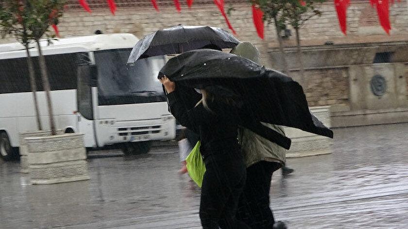 Meteorolojiden Konya için kuvvetli sağanak uyarısı! 5 günlük Konya hava durumu