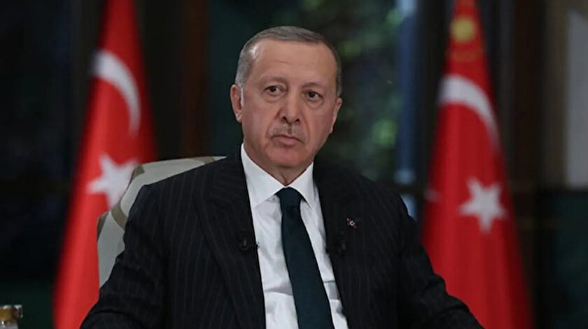Cumhurbaşkanı Erdoğan şehit güvenlik korucusu Babatın ailesine başsağlığı diledi