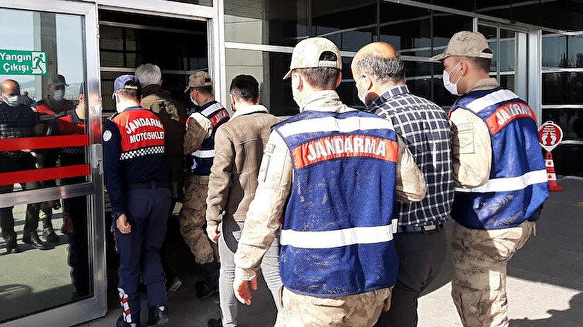 Adıyaman haberleri: Jandarma ve emniyetten PKK'ya ortak operasyon