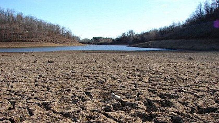 ABDde tarihi kuraklık oranları yaz için tehlike sinyali veriyor