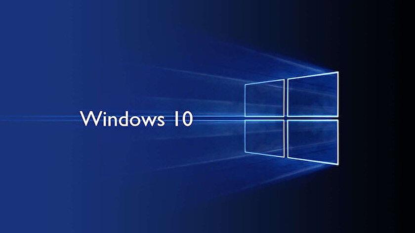 Microsoft duyurdu: Windows 10 desteği 2025te sona eriyor