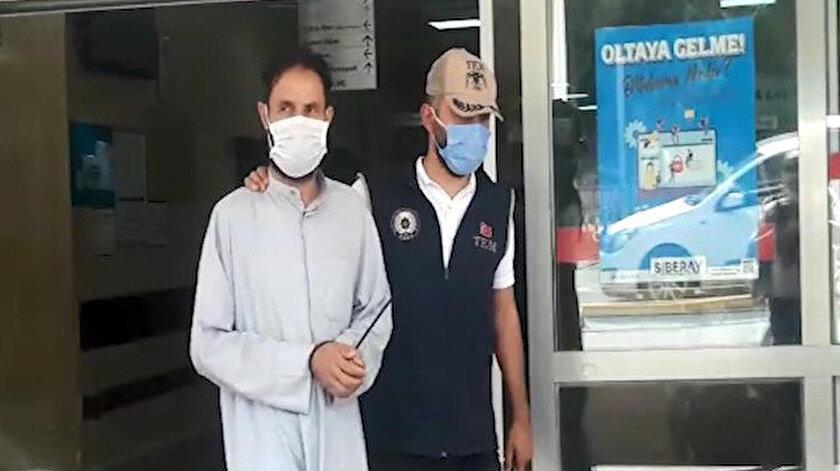 Şanlıurfada yakalanan DEAŞın genel ilişkiler sorumlusu tutuklandı