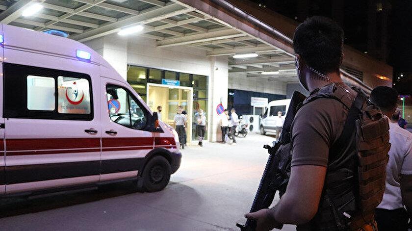 Siirt'te güvenlik güçlerine hain saldırı: 1 korucu şehit, 1 korucu yaralı