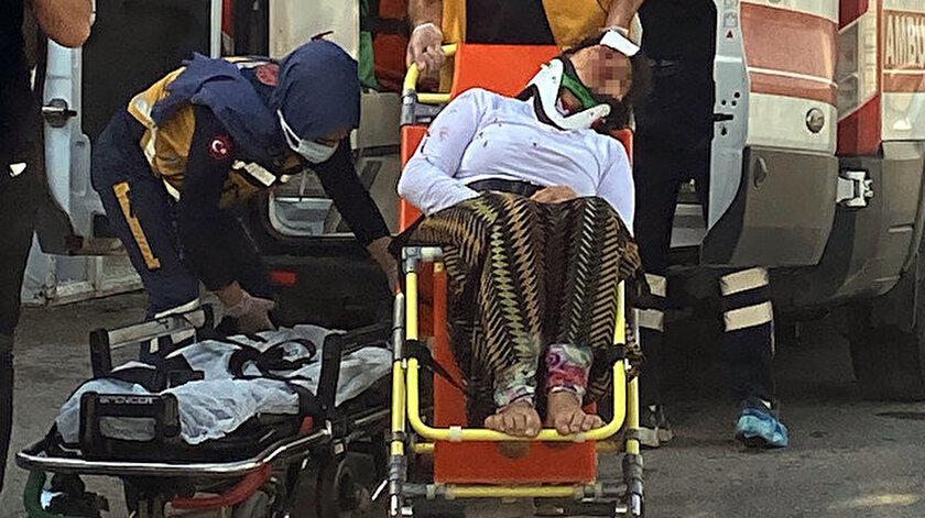 Elti dehşeti: Sivasta bir kişi tartıştığı eltisini sopayla döverek hastanelik etti