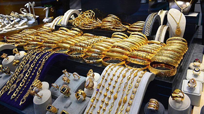10 Haziran altın fiyatları: Bugün gram altın ne kadar, çeyrek altın kaç liradan alınıp satılıyor?