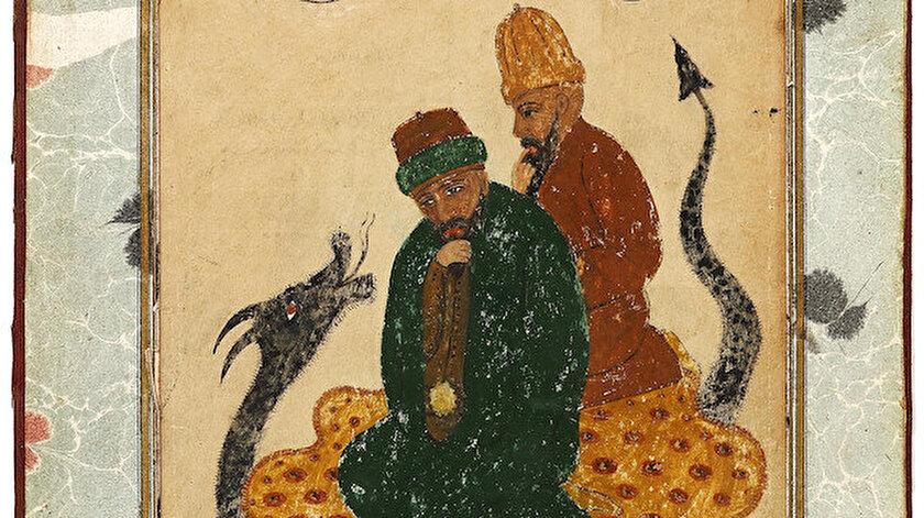 Hacı Bektaş-ı Veli'nin portresi Hollanda'da satıldı: Alıcı Türkiye'den