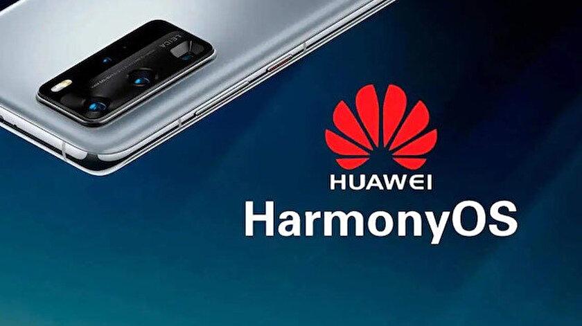 Huaweinin HarmonyOS işletim sistemi şimdiden 10 milyon cihaza yüklendi