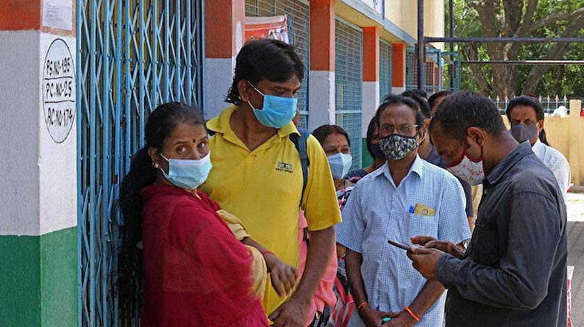 Hindistanda eksik ölüm kayıtları tamamlandı ölü sayısı 400 bine yaklaştı