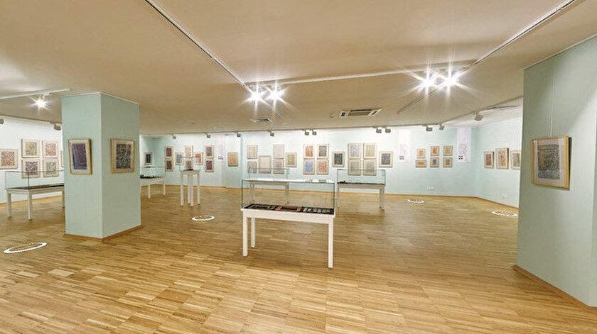 Kadırga Sanat Galerileri yine görkemli bir sergiye ev sahipliği yapıyor