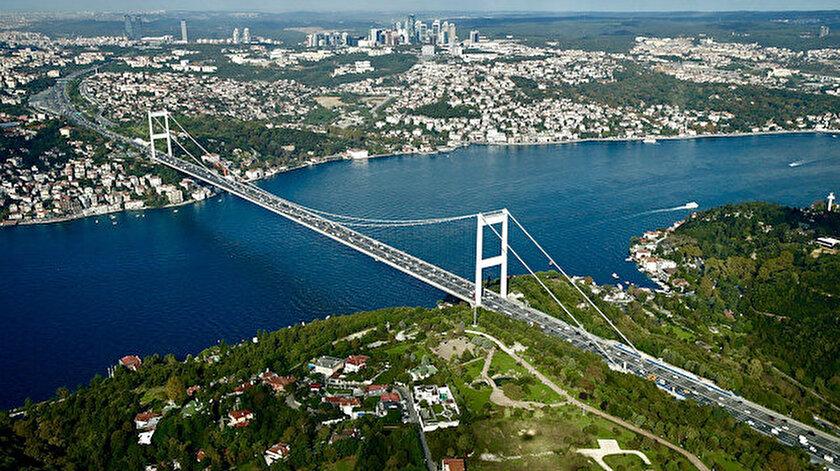 İstanbulun arsa değeri 23,4 trilyon liraya ulaştı