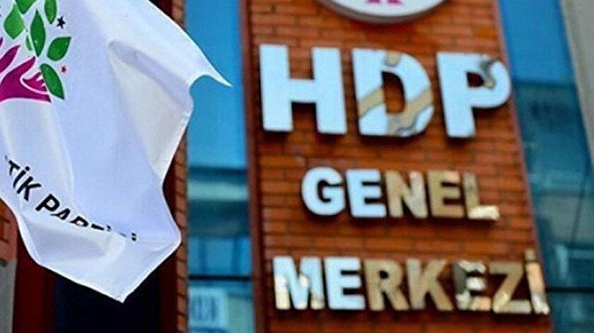 HDP iddianamesi AYMye sunuldu: 15 gün içinde karar verilecek