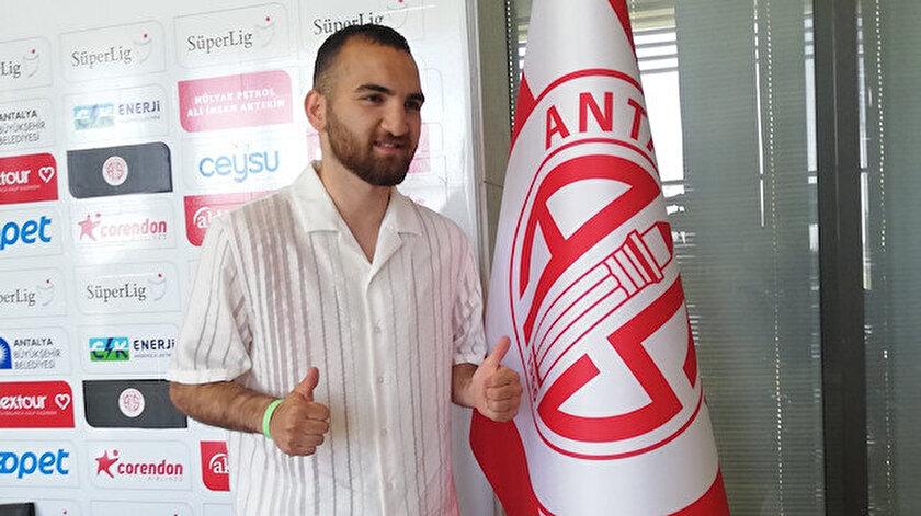 Antalyaspor Erkan Eyibili transfer etti