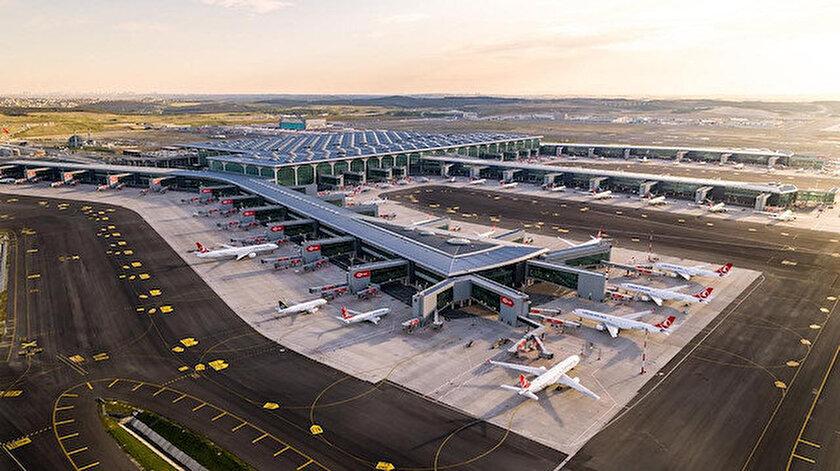 Avrupada zirve yine İstanbul Havalimanının