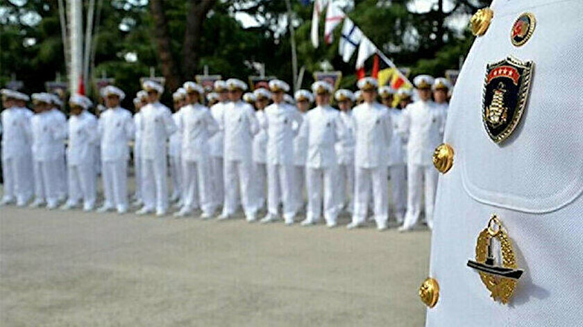 Darbe imalı bildiri yayınlayan 104 emekli amiralden 99'unun ifadesi alındı