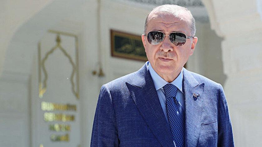 Cumhurbaşkanı Erdoğandan Biden ile görüşmeye ilişkin açıklama: Türkiye- ABD arasındaki ilişkileri ele alacağız