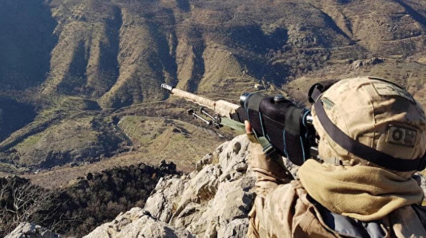 MİTten nokta atışı: Kırmızı bültenle aranan PKKnın sözde Mahmur sorumlusu Hasan Adır etkisiz hale getirildi