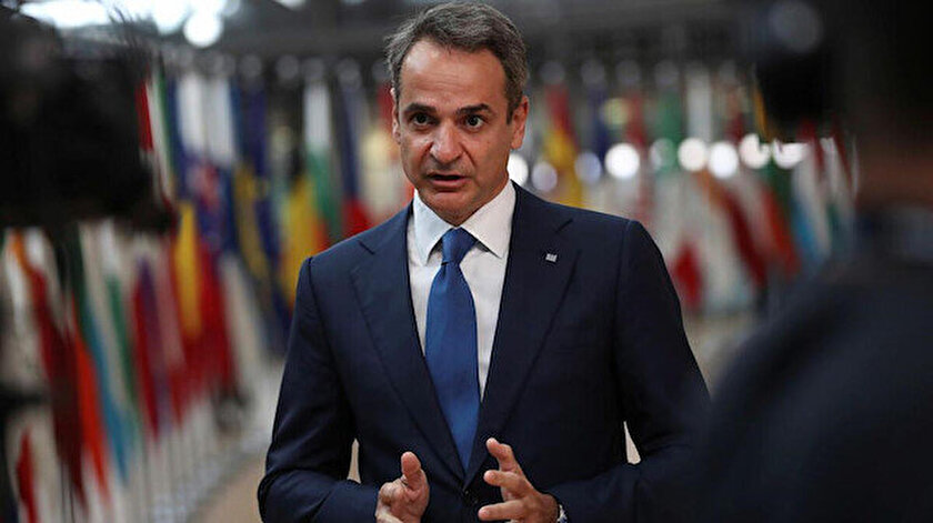 Yunanistan Başbakanı Miçotakisden NATO Zirvesi öncesi Türkiye mesajı: Pozitif bir gündeme açık olacağız
