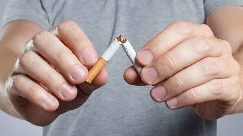 Kamuda sigara bırakma seferberliği: Başarabilirsin