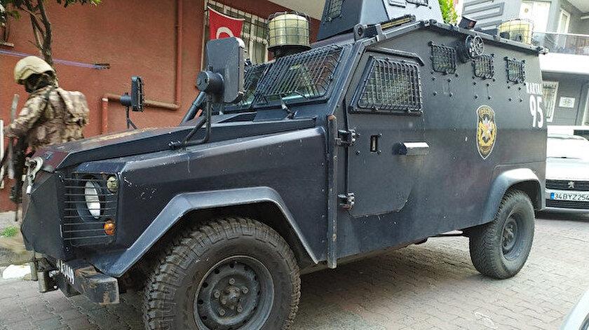 Karagümrük çetesi olarak bilinen suç örgütüne İstanbul merkezli operasyon