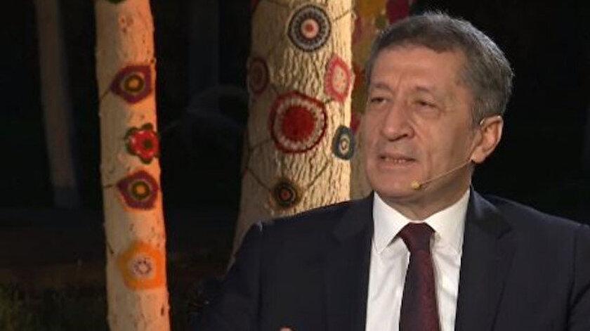 Milli Eğitim Bakanı Ziya Selçuk TVNETte merak edilenleri yanıtladı: 110 ilçeye özel proje hayata geçiyor