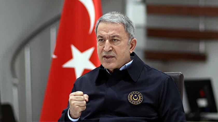 Milli Savunma Bakanı Hulusi Akar: NATO müttefiklerimiz PKK/YPG terör örgütüne karşı kararlı duruş göstermedi