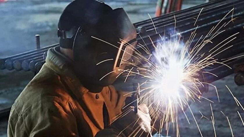 Türkiyenin sanayi üretimi yüzde 66 arttı