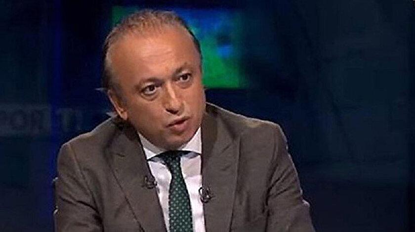 TRT Spikeri Levent Özçelik milli maçta sosyal medyada gündem oldu