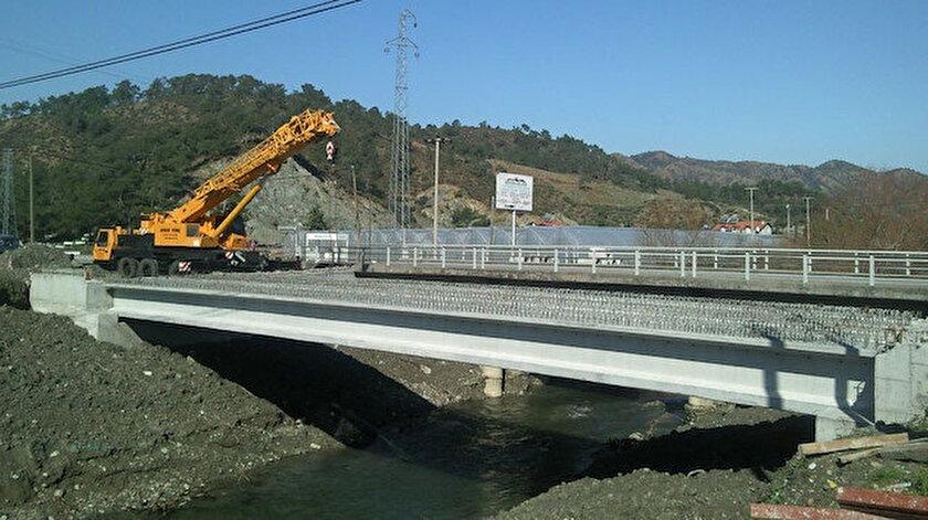 Köprü inşaatı işleri yaptırılacak