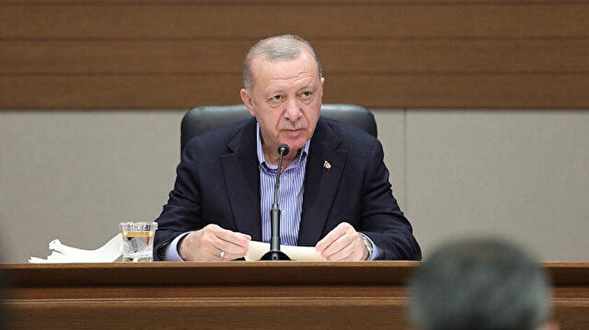 Cumhurbaşkanı Erdoğan'dan Biden ile görüşme yorumu