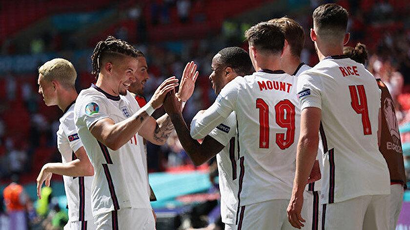 İngiltere-Hırvatistan maç özeti ve golleri izle