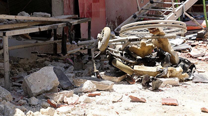 ABD, PKKnın adını anmadan Afrindeki hastane saldırısını kınadı