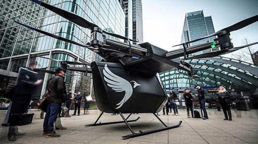 Microsoft ve American Airlinestan uçan araba geliştiren İngiliz şirketine yatırım desteği