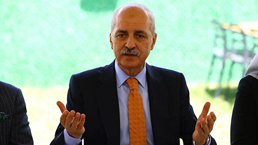 Numan Kurtulmuş: 2023teki seçimlerde AK Parti yine açık ara birinci olacak