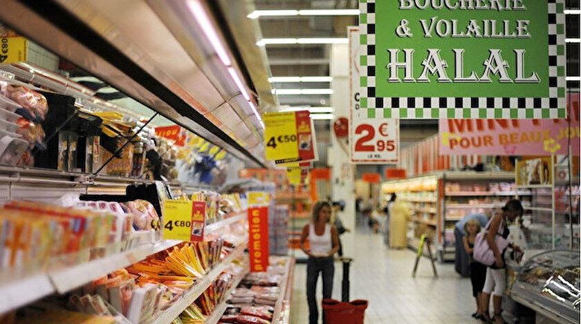 Fransada aşırı sağcı grupların korkunç planı: Helal gıda ürünlerini zehirlemeyi düşünmüşler
