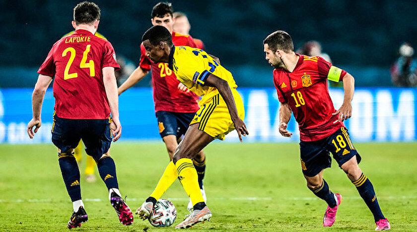 Nefes kesen maçta İspanya ve İsveç yenişemedi