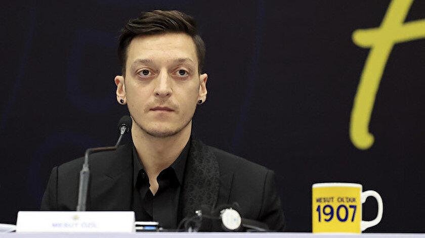 Erkut Söğüt: Mesut Özil Fenerbahçeye teknik direktör önermedi